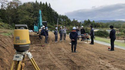 青森県県土整備部主催:ICT施工活用研修会